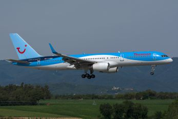 G-OOBP - Thomson/Thomsonfly Boeing 757-200