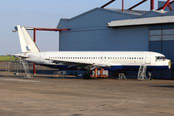 G-BUSJ - British Airways Airbus A320