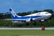 JA305K - ANA/ANK - Air Nippon Boeing 737-500 aircraft