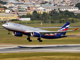 VP-BLX - Aeroflot Airbus A330-200