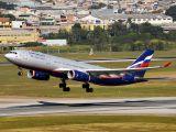 VP-BLX - Aeroflot Airbus A330-200 aircraft