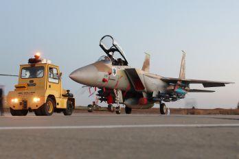 244 - Israel - Defence Force McDonnell Douglas F-15I Ra'am