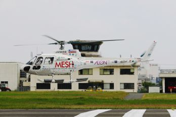 JA9898 - Japan - Medical Evacuation Service with Helicopter Aerospatiale AS350 Ecureuil / Squirrel