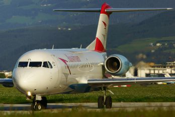 OE-LFL - Austrian Airlines/Arrows/Tyrolean Fokker 70