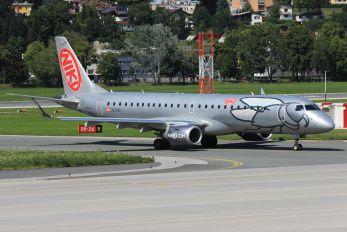 OE-IHD - Niki Embraer ERJ-190 (190-100)