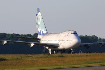 F-GTOM - Corsair / Corsair Intl Boeing 747SP