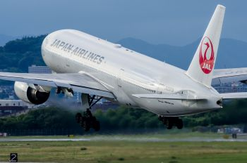 JA8978 - Japan Air System Boeing 777-200