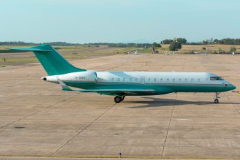 G-IDRO - Private Bombardier BD-700 Global 5000