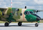 0212 - Poland - Air Force PZL M-28 Bryza aircraft