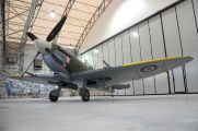 TE184 - Private Supermarine Spitfire LF.XVI aircraft