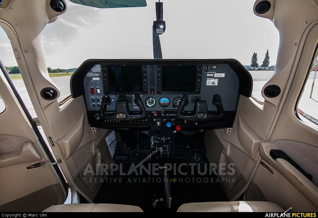 Munich Aviation Company D-EJDT aircraft at Augsburg