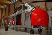 S-884 - Denmark - Air Force Sikorsky S-55 aircraft