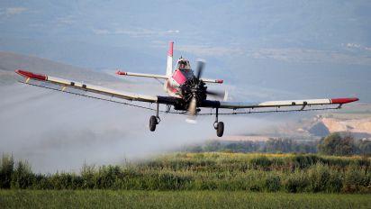 LZ-DRB - Plovdiv Air Service PZL M-18 Dromader