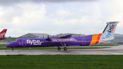 G-JECY - Flybe de Havilland Canada DHC-8-400Q / Bombardier Q400