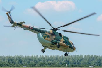 3304 - Hungary - Air Force Mil Mi-8T