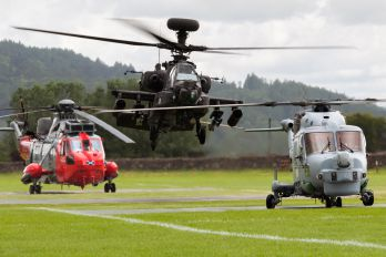 ZJ172 - UK - Army Air Corps Westland Apache AH.1