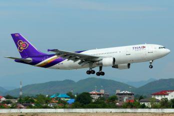 HS-TAY - Thai Airways Airbus A300