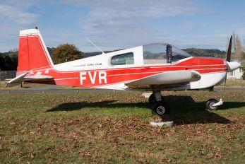 ZK-FVR - Aero Club - Auckland Grumman American AA-1C Lynx