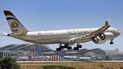 A6-EHA - Etihad Airways Airbus A340-500