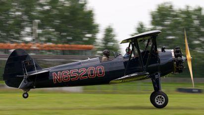 N65200 - Private Boeing Stearman, Kaydet (all models)