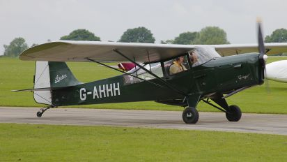 G-AHHH - Private Auster J1N Alpha