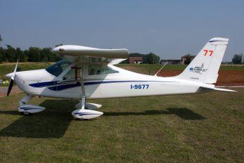 I-9677 - Private Tecnam P92 Echo, JS & Super