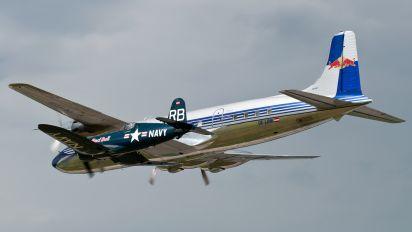 OE-LDM - The Flying Bulls Douglas DC-6B