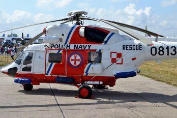 0813 - Poland - Navy PZL W-3RM Anaconda