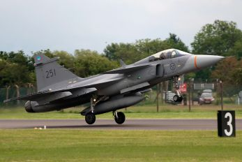 251 - Sweden - Air Force SAAB JAS 39A Gripen