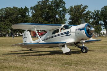 NC52931 - Private Beechcraft Beech D17