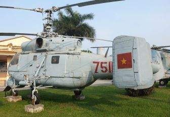 7511 - Vietnam - Air Force Kamov Ka-25Bsh