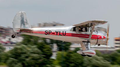 SP-YLU - Private Luscombe Silvaire Phantom II