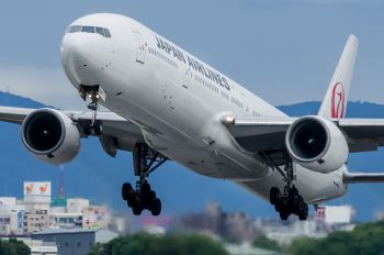 JA8941 - JAL - Japan Airlines Boeing 777-300
