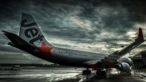 VH-EBA - Jetstar Airways Airbus A330-200 aircraft