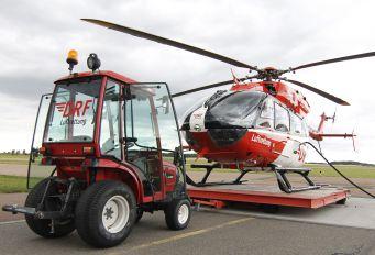 D-HDER - DRF Luftrettung Eurocopter EC145
