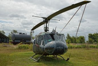 71+07 - Germany - Air Force Bell UH-1D Iroquois