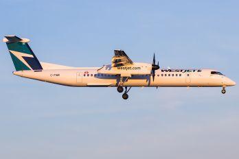 C-FIWE - WestJet Encore de Havilland Canada DHC-8-400Q / Bombardier Q400