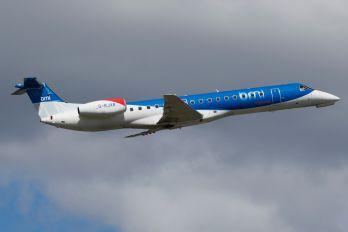 G-RJXB - BMI Regional Embraer ERJ-145