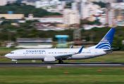 HP-1718CMP - Copa Airlines Boeing 737-800 aircraft