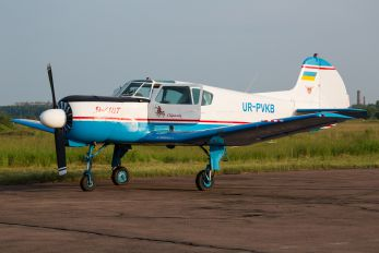 UR-PVKB - Private Yakovlev Yak-18T