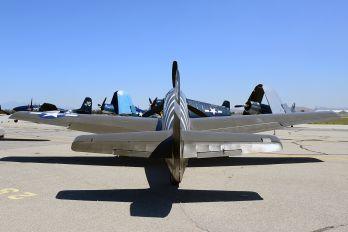 NX4235Y - Chino Warbirds North American P-51A Mustang
