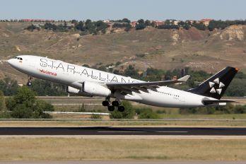 N342AV - Avianca Airbus A330-200