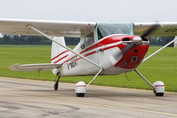G-MDAY - Private Cessna 170