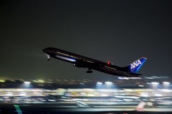JA615A - ANA - All Nippon Airways Boeing 767-300ER