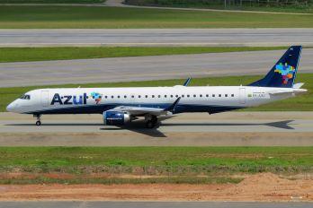 PR-AXU - Azul Linhas Aéreas Embraer ERJ-195 (190-200)