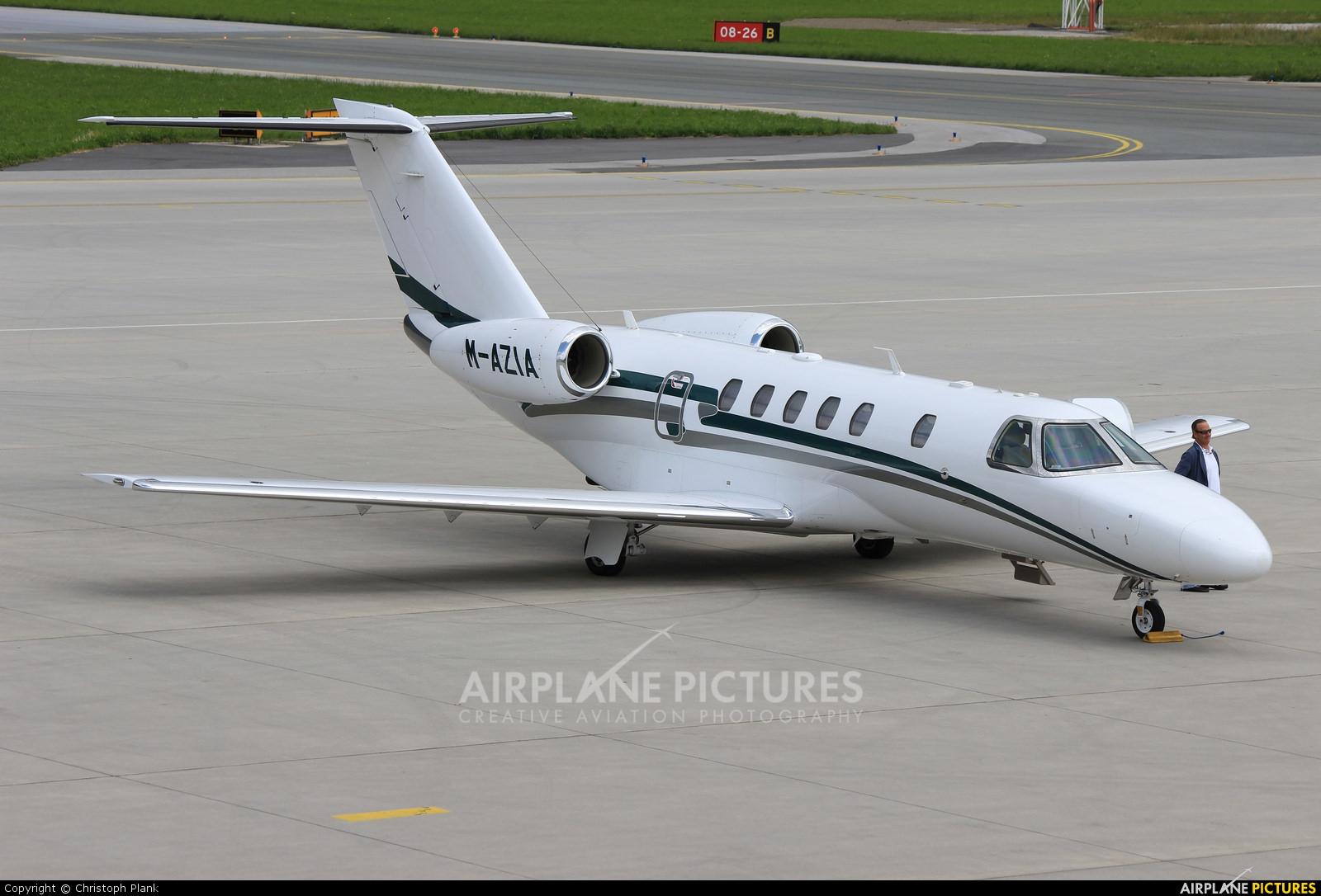 M Azia Private Cessna 525c Citation Cj4 At Innsbruck