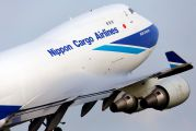 JA06KZ - Nippon Cargo Airlines Boeing 747-400F, ERF aircraft