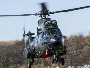 AE-526 - Argentina - Army Aerospatiale AS332 Super Puma