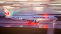 JA655J - JAL - Japan Airlines Boeing 767-300ER aircraft