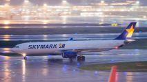 JA330A - Skymark Airlines Airbus A330-300 aircraft